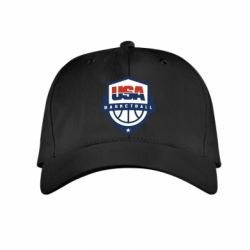 Детская кепка USA basketball