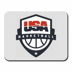 Килимок для миші USA basketball
