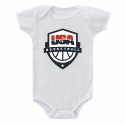 Детский бодик USA basketball