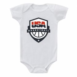 Дитячий бодік USA basketball