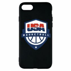 Чехол для iPhone 7 USA basketball