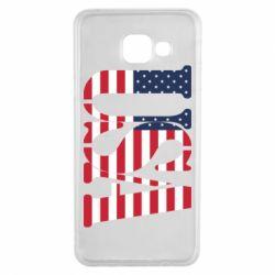 Чохол для Samsung A3 2016 USA
