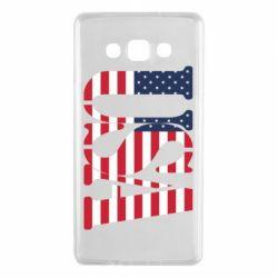 Чохол для Samsung A7 2015 USA