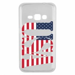 Чохол для Samsung J1 2016 USA