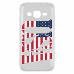 Чохол для Samsung J2 2015 USA