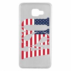 Чохол для Samsung A7 2016 USA