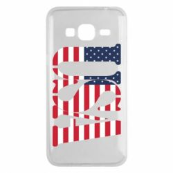 Чохол для Samsung J3 2016 USA