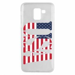 Чохол для Samsung J6 USA