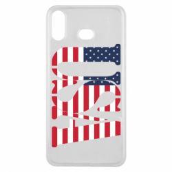 Чохол для Samsung A6s USA