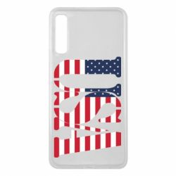 Чохол для Samsung A7 2018 USA