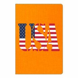Блокнот А5 USA