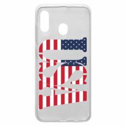 Чохол для Samsung A20 USA