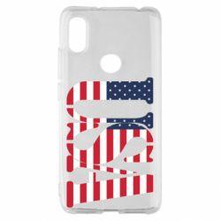 Чохол для Xiaomi Redmi S2 USA