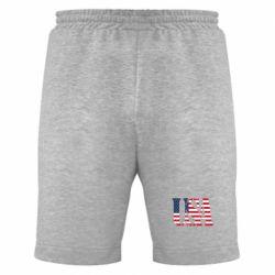 Мужские шорты USA - FatLine