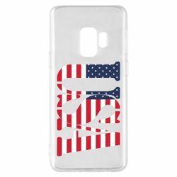 Чохол для Samsung S9 USA