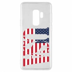 Чохол для Samsung S9+ USA