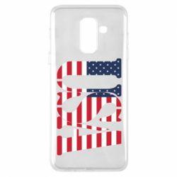 Чохол для Samsung A6+ 2018 USA