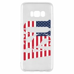 Чохол для Samsung S8 USA
