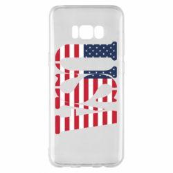 Чохол для Samsung S8+ USA