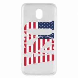 Чохол для Samsung J5 2017 USA