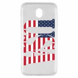 Чохол для Samsung J7 2017 USA