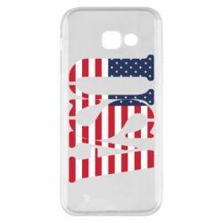 Чохол для Samsung A5 2017 USA