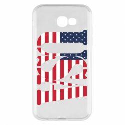 Чохол для Samsung A7 2017 USA