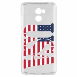 Чохол для Xiaomi Redmi 4 USA