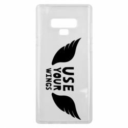 Чохол для Samsung Note 9 Use your wings