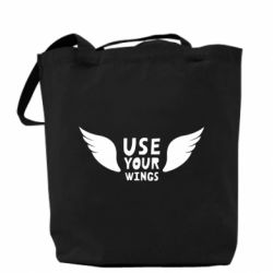 Сумка Use your wings