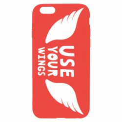 Чохол для iPhone 6/6S Use your wings