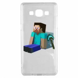 Чохол для Samsung A5 2015 Втомлений Стів