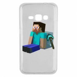Чохол для Samsung J1 2016 Втомлений Стів