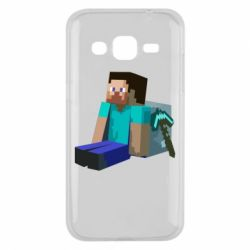 Чохол для Samsung J2 2015 Втомлений Стів