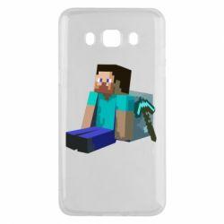 Чохол для Samsung J5 2016 Втомлений Стів