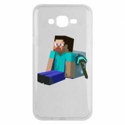 Чохол для Samsung J7 2015 Втомлений Стів