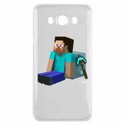 Чохол для Samsung J7 2016 Втомлений Стів