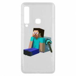 Чохол для Samsung A9 2018 Втомлений Стів