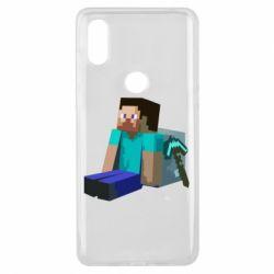 Чохол для Xiaomi Mi Mix 3 Втомлений Стів