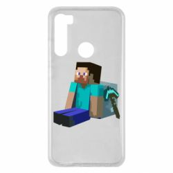 Чохол для Xiaomi Redmi Note 8 Втомлений Стів