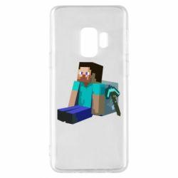Чохол для Samsung S9 Втомлений Стів