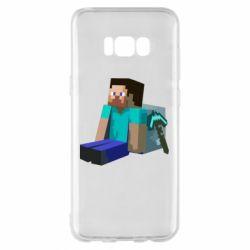 Чохол для Samsung S8+ Втомлений Стів