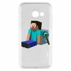 Чохол для Samsung A3 2017 Втомлений Стів