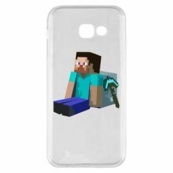 Чохол для Samsung A5 2017 Втомлений Стів