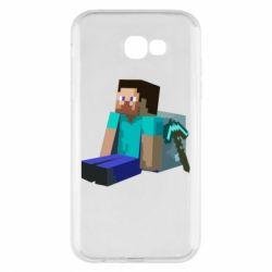 Чохол для Samsung A7 2017 Втомлений Стів