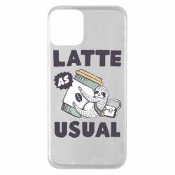 Чохол для iPhone 11 Usual milk