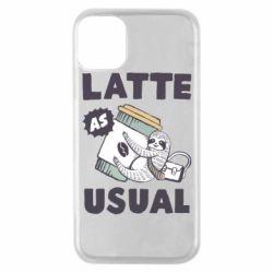 Чохол для iPhone 11 Pro Usual milk