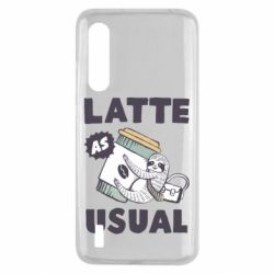 Чохол для Xiaomi Mi9 Lite Usual milk