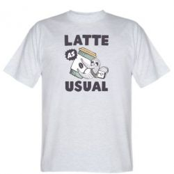 Чоловіча футболка Usual milk