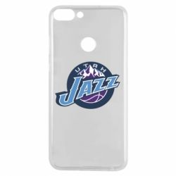 Чехол для Huawei P Smart Utah Jazz - FatLine